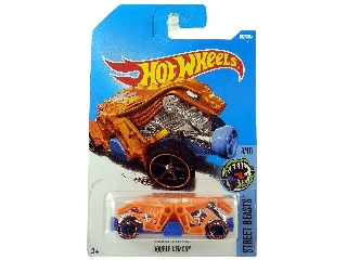 Hot Wheels Street Beasts Double Demon 1:64 kisautó