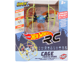 Hot Wheels DRX Exo Sphere Cage Drón