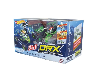 Hot Wheels DRX Monster X-Terrain Drón