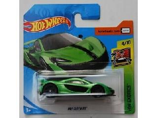 Hot Wheels - Exotics:McLaren P1