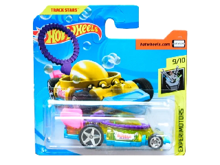 Hot Wheels - Experimotors:Bubble Matic