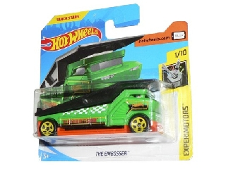 Hot Wheels - Experimotors:The Embosser
