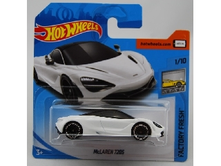 Hot Wheels - Factory Fresh:McLaren 720S