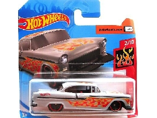 Hot Wheels - Flames:1955 Chevy