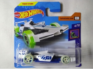 Hot Wheels - Glow Wheels Winning Formula