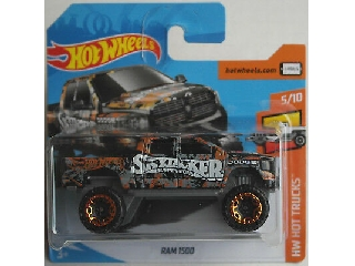 Hot Wheels - Hot Trucks:Ram 1500