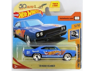 Hot Wheels - HW50 Race Team:1970 Road Runner