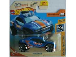 Hot Wheels - HW50 Race Team:Dune Daddy