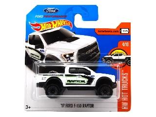 Hot Wheels Hw Hot Trucks kisautó 1:64 2017 Ford F-150 Raptor