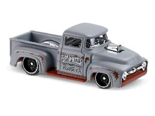 Hot Wheels Hw Hot Trucks kisautó 1:64 Custom 1956 Ford Truck