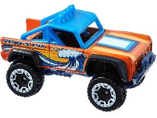 Hot Wheels Surfs Up kisautó 1:64 Custom Ford Bronco