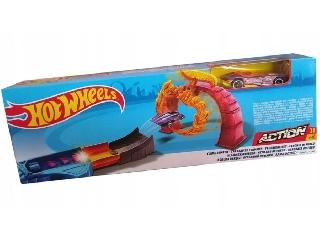 Hot Wheels Klasszikus trükköző játékszett