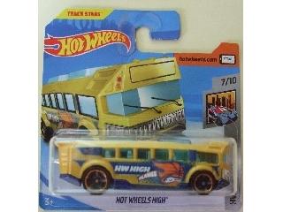 Hot Wheels - Metro:Hot Wheels High