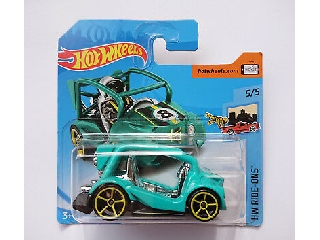 Hot Wheels - Ride-Ons:Kick Kart