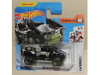 Hot Wheels - Robots:Bot Wheels