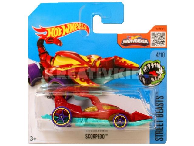 f316a164fe kapható olcsó - Hot Wheels - Hot Wheels Scorpedo 1:64 kisautó