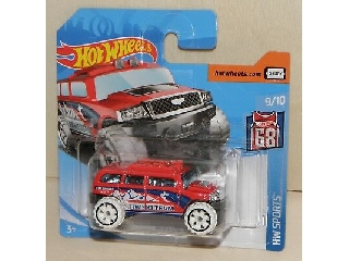 Hot Wheels - Sports:Rockster