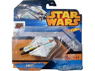 Hot Wheels Star Wars Csillaghajó Ghost