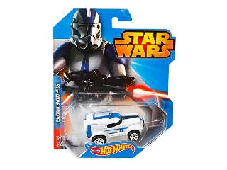 Hot Wheels - Star Wars karakterautók - 501. Roham Osztagos