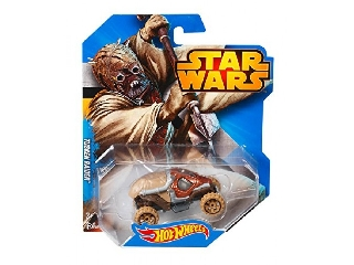 Hot Wheels - Star Wars karakterautók - Sivatagi harcos