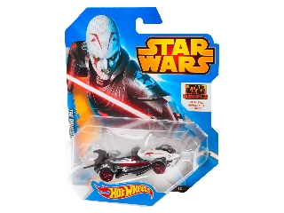 Hot Wheels - Star Wars karakterautók - The Inquisitor