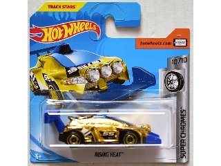 Hot Wheels - Super Chromes:Rising heat