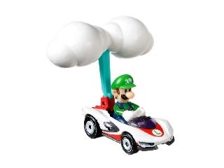 Hot Wheels Super Mario Luigi