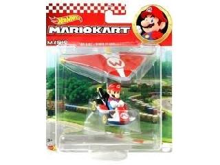 Hot Wheels Super Mario Mario
