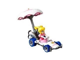 Hot Wheels Super Mario Princess Peach