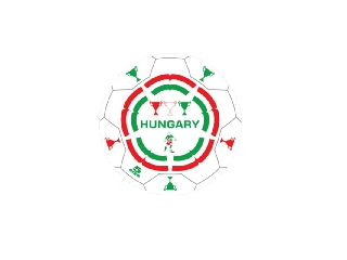 Hungary labda 23 cm