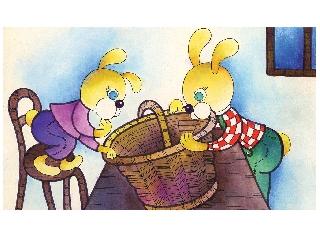 Húsvéti tojások diafilm
