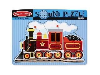 M&D - Hangos puzzle: Vonat