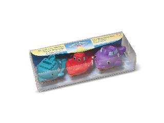 M&D - Fürdőjátékok - Kishajók