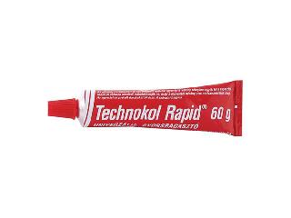 Technokol rapid univerzális gyorsragasztó - piros - 60g