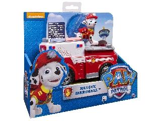 Mancs őrjárat - Marshall figura tűzoltóautóval
