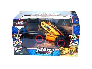 Nikko Nano SlammR távirányítós RC autó