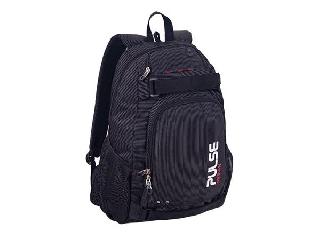 Pulse hátizsák notebook tartóval - Scate Dot - fekete