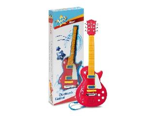 Elemes rock gitár
