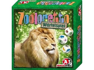 Zooloretto Würfelspiel kockajáték