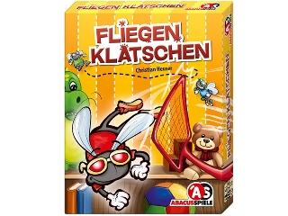Fliegen klatschen - Légycsapó kártyajáték