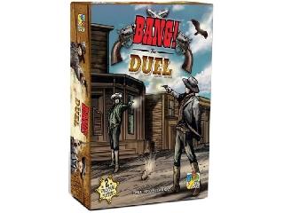 Bang! The Duel - társasjáték