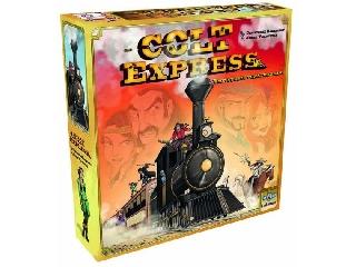 Colt Express társasjáték magyar kiadás