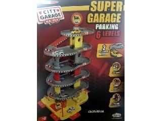 Faro - Szuper 6 szintes parkolóház 2 db autóval