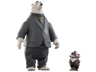 Zootropolis - Állati nagy balhé, alapfigurák: Mr. Big és Kevin