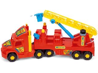 Super Truck tűzoltóautó