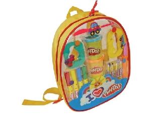 Play-Doh - Kreatív készlet hátizsákban