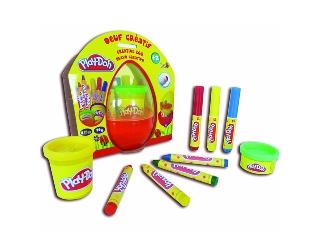 Play-Doh kreatív szett tojásformában