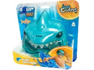 Aqua Kidz úszómaszk - Cápa