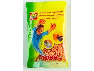 Okkersárga gyöngy 1000 db