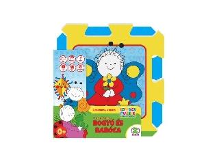 Habszivacs szőnyeg puzzle - Bogyó és Babóca